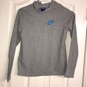 Flawed Boys Nike Shirt- medium
